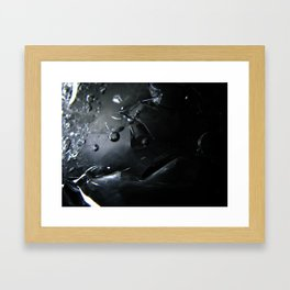 bubble Framed Art Print