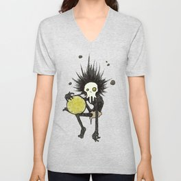 The Fool Unisex V-Neck