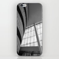 oslo iPhone & iPod Skins featuring Oslo Bw by Matt Ho