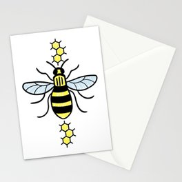 Manchester Bee for Charity Stationery Cards