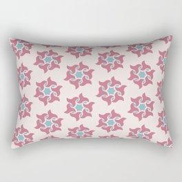 Alhambra Motif 3 Rectangular Pillow