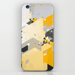 Scatter 5 iPhone Skin