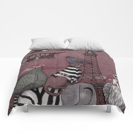 Animal Convention Comforters