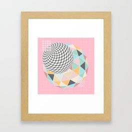 Process & Reality Framed Art Print