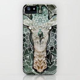 The Giraffe. iPhone Case