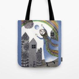 Rainbow Mine (2) Tote Bag