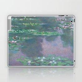 Water Lilies Monet 1905 Laptop & iPad Skin