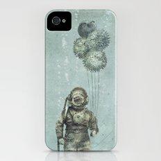 Balloon Fish Slim Case iPhone (4, 4s)