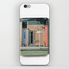 Landscape Streetstyle iPhone & iPod Skin