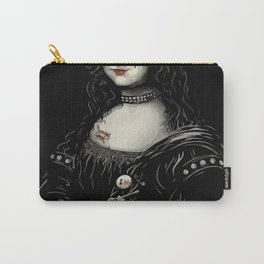Mona Lisa Rock! Carry-All Pouch