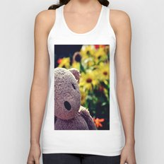 Palin Bear Unisex Tank Top
