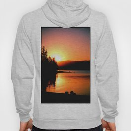 Sunset Silhoette Hoody