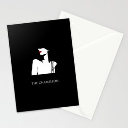 The Chameleon: Untitled#10 Stationery Cards