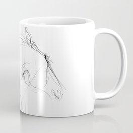 Horse (Dancing) Coffee Mug
