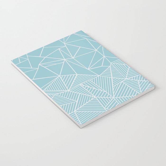 Ab Half and Half Salt Notebook