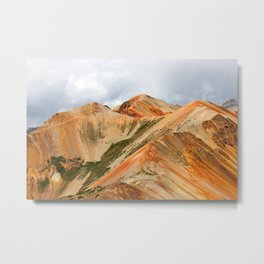 another version of mars  Metal Print
