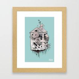 Housewarming Framed Art Print
