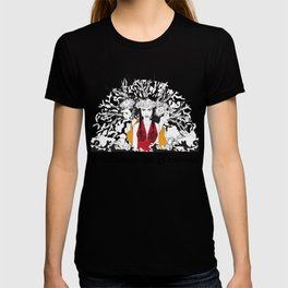 Cultures in Crowns Protectors T-shirt