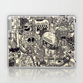 Monster Mart Laptop & iPad Skin