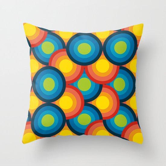 Carioca 02 Throw Pillow