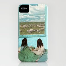 COUNT SHEEP iPhone (4, 4s) Slim Case