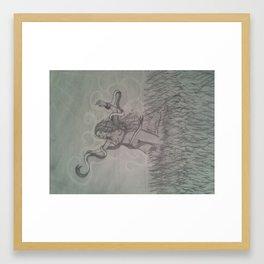 Untitled, by JG Framed Art Print