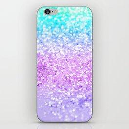 Unicorn Girls Glitter #9 #shiny #decor #art #society6 iPhone Skin