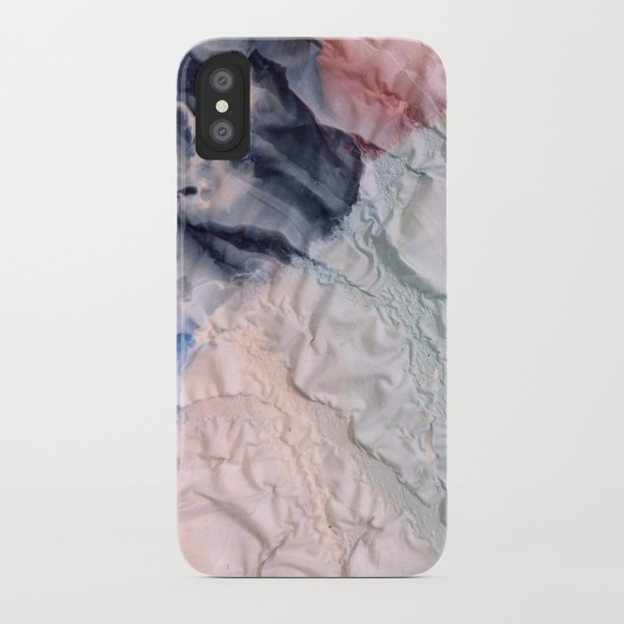 Folds II iPhone Case