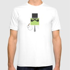Persona Series 003 Mens Fitted Tee White MEDIUM