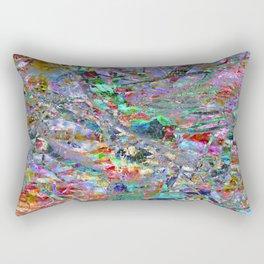 Technicolour: Two Rectangular Pillow