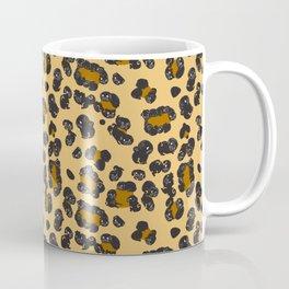 Leopard Pugs Coffee Mug