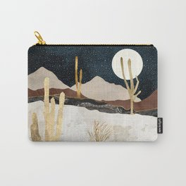 Desert View Carry-All Pouch