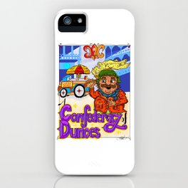 Confederacy of Dunces iPhone Case