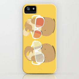 Cool Potatoes iPhone Case