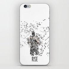 Bane iPhone & iPod Skin