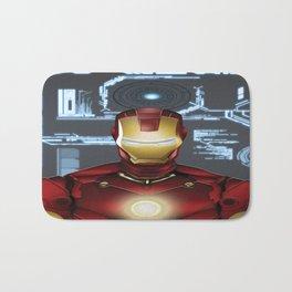Iron-Man Bath Mat