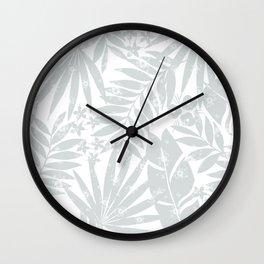 Pala Palms - Stella Wall Clock