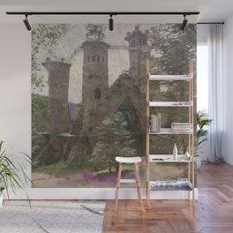 Haunted Beautiful Wall Mural