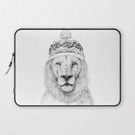 Winter lion II Laptop Sleeve