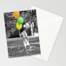 3 Balloons for 3 Years Stationery Cards