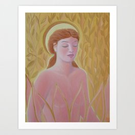 Bodhisattva Aphrodite Art Print