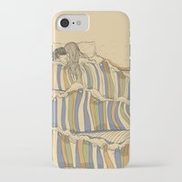 swimming iPhone & iPod Cases featuring Ocean of love by Huebucket