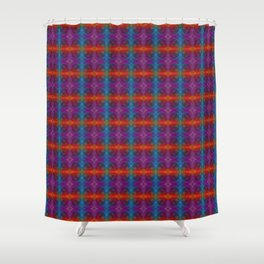 Trypile 47m (Repeating 2) Shower Curtain