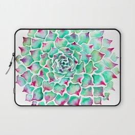 Echeveria Succulent Laptop Sleeve