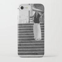 photographer iPhone & iPod Cases featuring photographer by Pilgrim