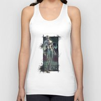 the walking dead Tank Tops featuring Walking Dead by kcspaghetti