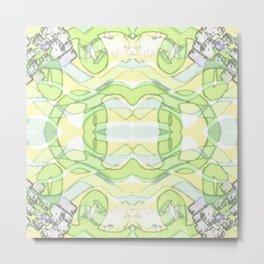 Mamacita - Green Metal Print