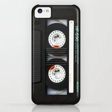Classic retro sony cassette tape iPhone 4 4s 5 5c, ipod, ipad, tshirt, mugs and pillow case Slim Case iPhone 5c