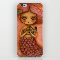 Another Great Catch II iPhone & iPod Skin