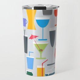 Time to Drink Travel Mug